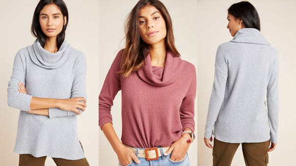 Your closet is begging for more essentials like this pullover.