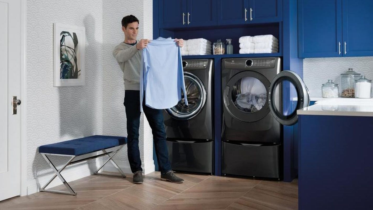 Best Stackable Washer Dryer 2021 The best washer and dryer sets