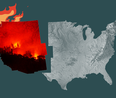 Why wildfires in the western U.S. are only going to get worse