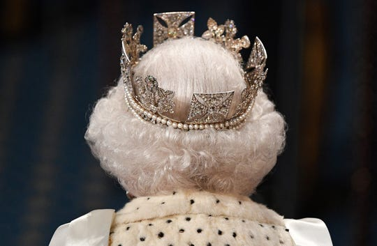 British Queen Elizabeth II conferred with the family on Harry and Meghan's plans to scale back their royal presence.