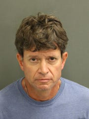 James Anthony Jones, 50, was arrested on a charge of lewd or lascivious molestation after a Wednesday incident at Disney World.