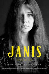 """""""Janis: Her Life and Music,"""" by Holly George-Warren."""