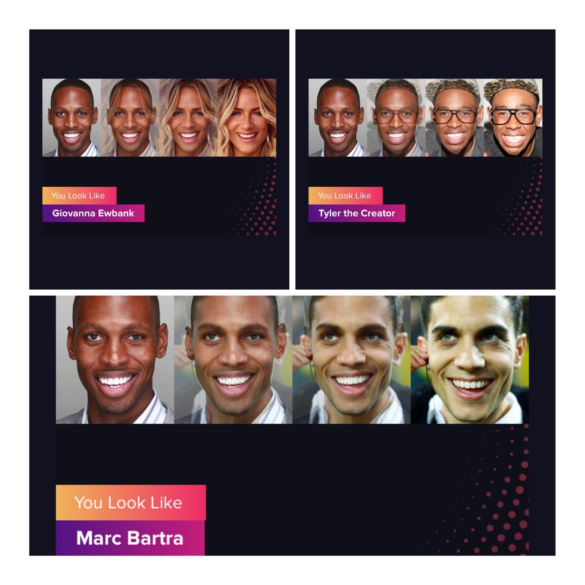 Celebrity Look Alike Games