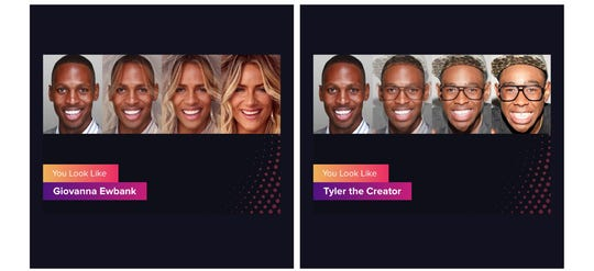 Gradient Photo Editor: The latest viral app will try to show you your celebrity lookalike