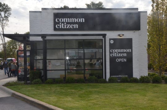 Common Citizen celebrated its grand opening on Saturday in Emmett Township.