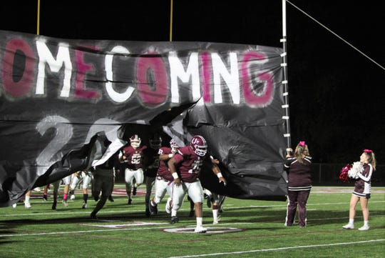 The Owen Warhorses celebrated homecoming, Oct. 18, with a 20-14 win over Polk. The Warhorses improved to 4-3 on the season while handing the Wolverines their first loss this year.