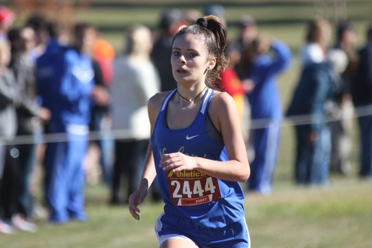 Wynford girls qualified for regionals for the first time since 2013.