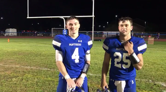 Southeastern defeated Unioto 28-21 on Friday. Dalton Thurston and Lane Ruby discussed the big win.