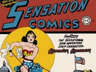 Today in History, October 21, 1941: Wonder Woman made her debut in comics