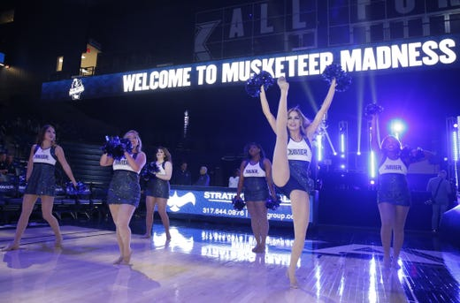 Xavier Musketeers basketball opens at No. 19 in AP preseason poll