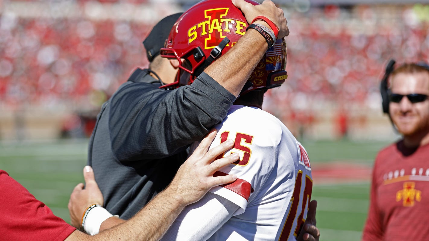 Peterson: Brock Purdy ready to 'do things that have never been done' at Iowa State