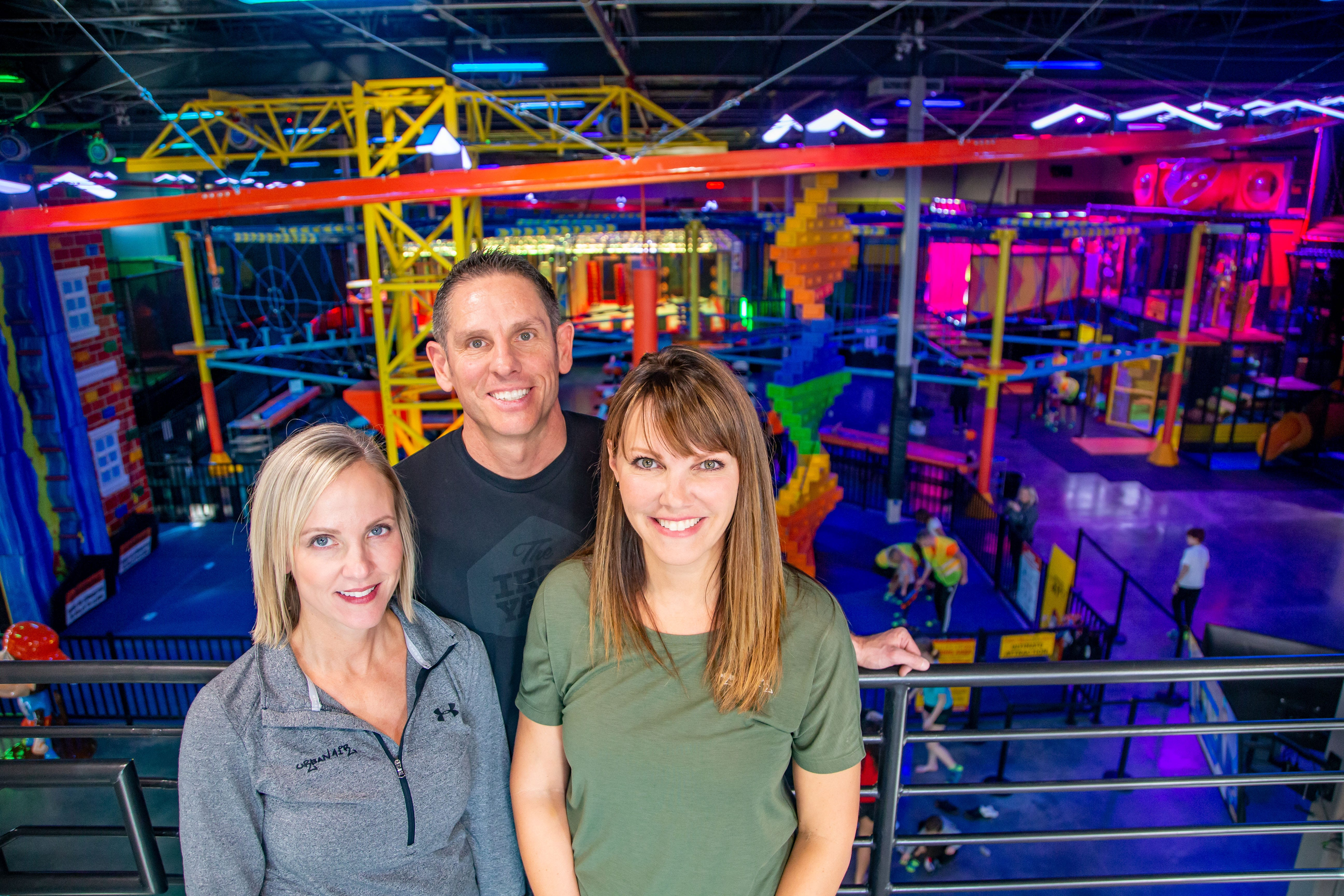 Urban Air Adventure Park opens in Ankeny