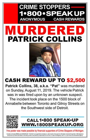 Crime Stoppers held a press conference Friday on the case.