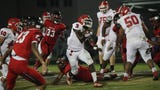 Senior quarterback Parker Odell and running back Christian Morgan led North Fort Myers to a 27-20 win over South Fort Myers on Friday at Wolfpack Stadium.