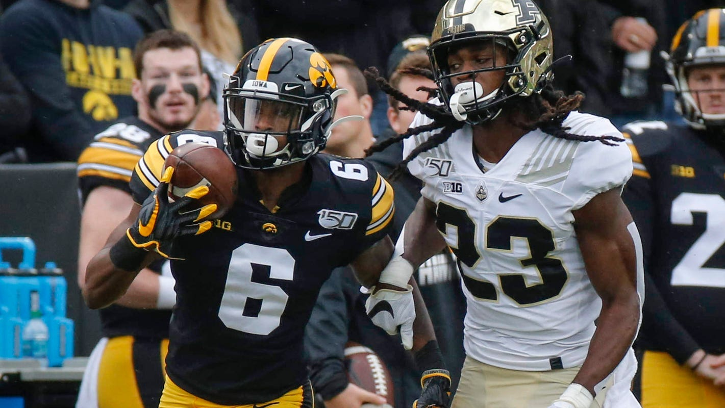 Leistikow: If Hawkeyes' offense gets long leash, 2020 can be a special season