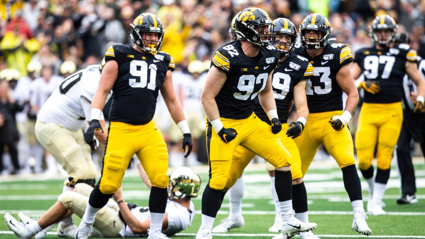 Insta-analysis: Iowa turns to young players in key spots in win over Purdue