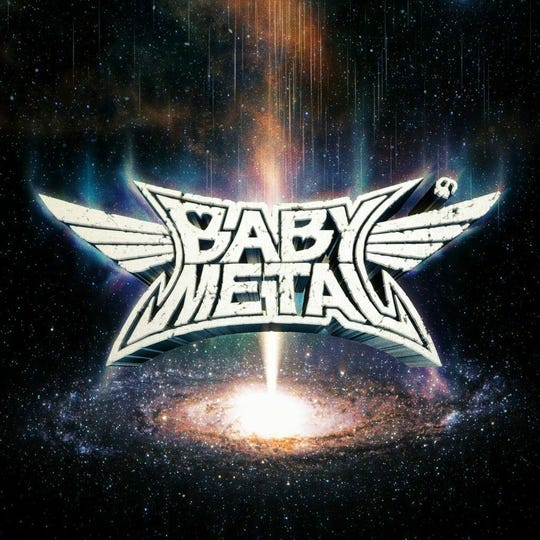 """Metal Galaxy"" by Baby Metal"