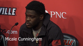 Louisville football players share their thoughts on the game against Clemson.