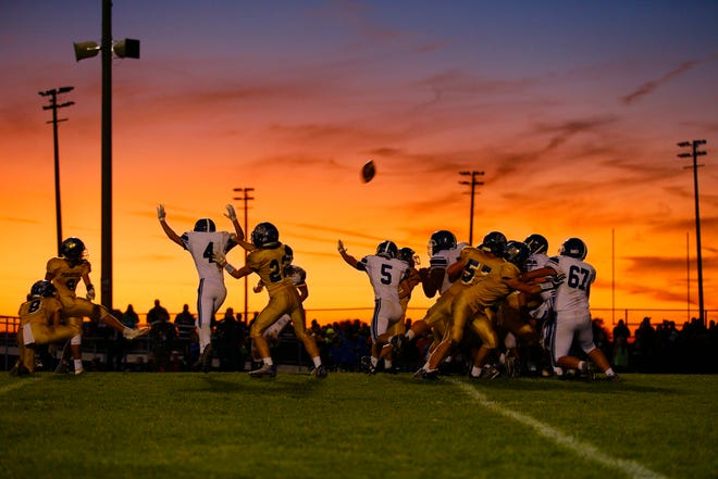 The possibility of scenes like this at Pewamo-Westphalia this fall are still alive. The MHSAA would like to reopen the discussion about high school football this fall.