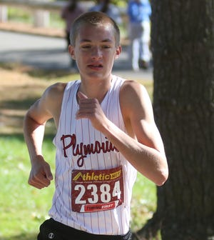 Plymouth's Levi Robinson was voted the Mansfield News Journal Male Athlete of the Week.