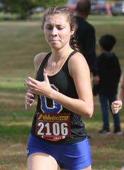 Ellie Maurer will use the extra motivation of sending her sister out on top to put up a big performance on Saturday.