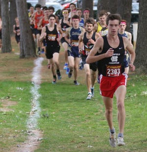 The Division III cross country race at Galion is split into two races for boys and two for girls which has turned into a disservice for the runners.