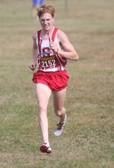 Shelby's Caleb Brown enters Saturday's Division II state cross country race as the individual favorite after posting the 20th fastest time in the nation at districts.