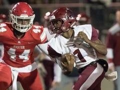 Monroe-West Monroe area high school football scores
