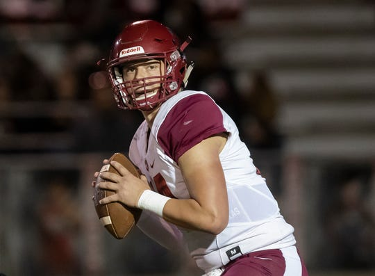 Shaw committed to ULM, his dream school, on Monday. The Warhawks offered Ouachita's junior quarterback in April.
