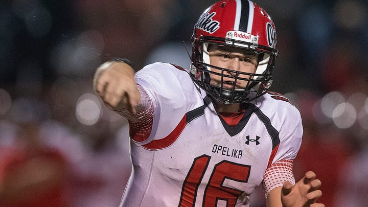 Alabama high school football Top 10 fared: Week 9