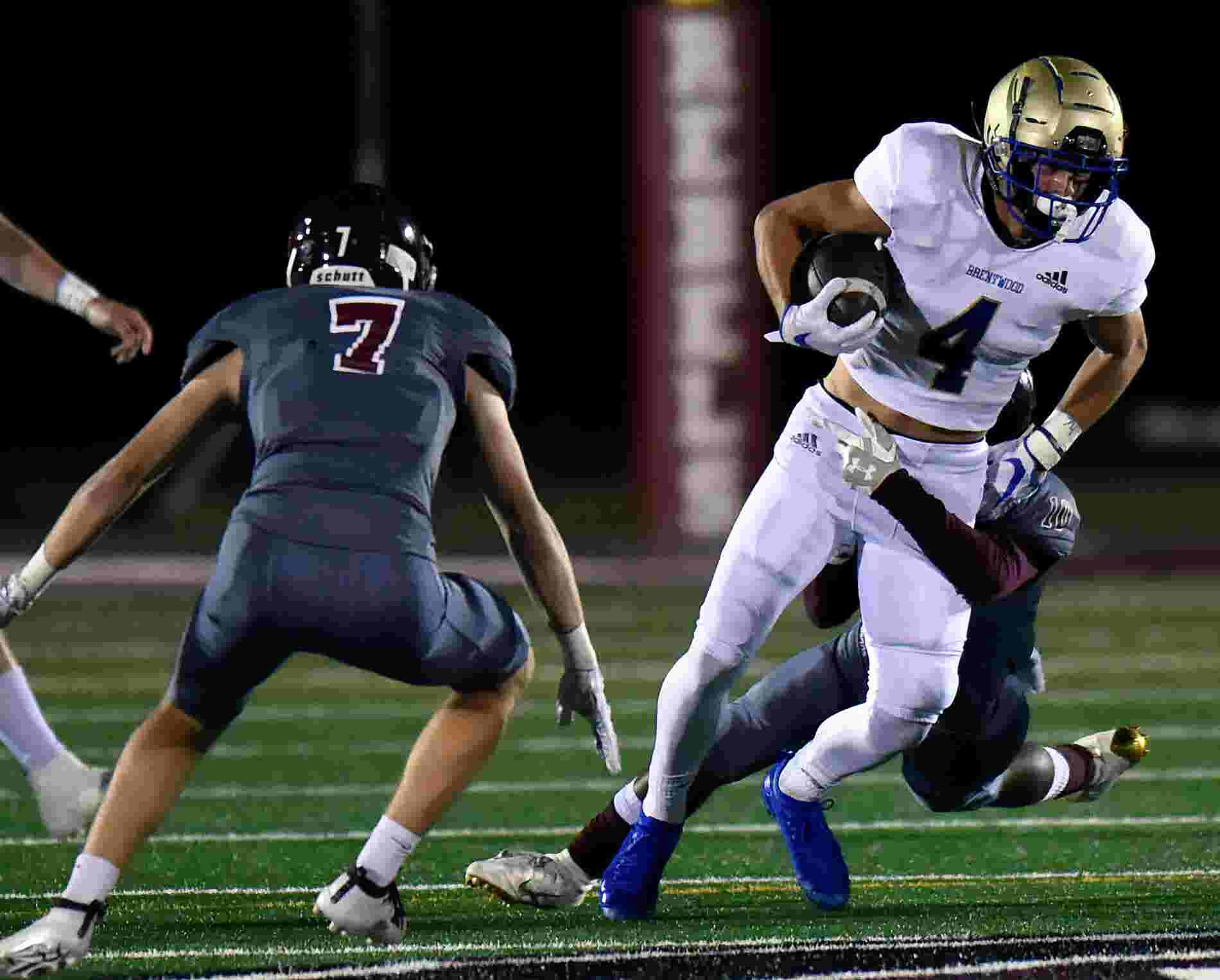 Vote for the Tennessean's boys high school athlete of the week for Oct. 14-19