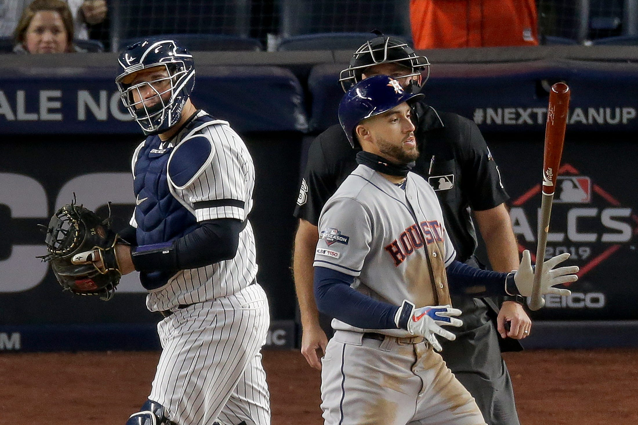 Houston Astros lineup vs. New York Yankees announced for ALCS Game 5
