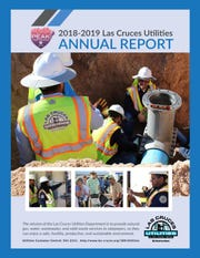 The 2018-2019 Las Cruces Utilities Annual Report details not only new statistics of natural gas, water, wastewater, and solid waste Lines of Business, but also communicates the strategic goals that allow LCU to meet the challenges of a growing population.