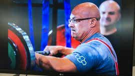 Darrel Dryden wins world powerlifting title