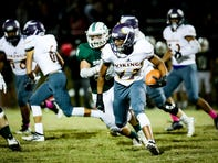 Opelousas Catholic suffered its first loss Friday night, falling 44-10 to Catholic High of Pointe-Coupee.
