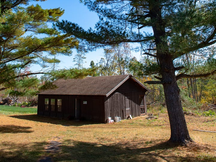 Camp Echo Trail used to be a Girl Scout camp, but closed down over a year ago.  Paul Blymire bought it and turned it into a nonprofit camp for children who are ill or disabled.