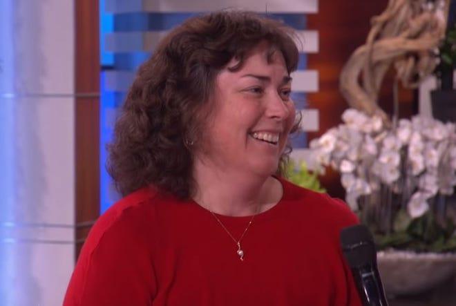West Valley teacher Debbie Chrasta appears on the Ellen DeGeneres show.