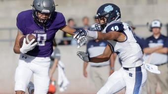Highlights from Week 8 of the El Paso High School Football Season.