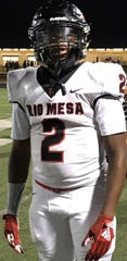 Isaac Richardson ran for 105 yards on his first two carries, including a 62-yard touchdown, before suffering a knee injury in Rio Mesa's win over Buena on Friday night.