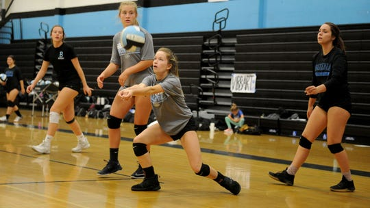 Autumn Rojelio of Buena earned co-MVP honors for the Pacific View League.