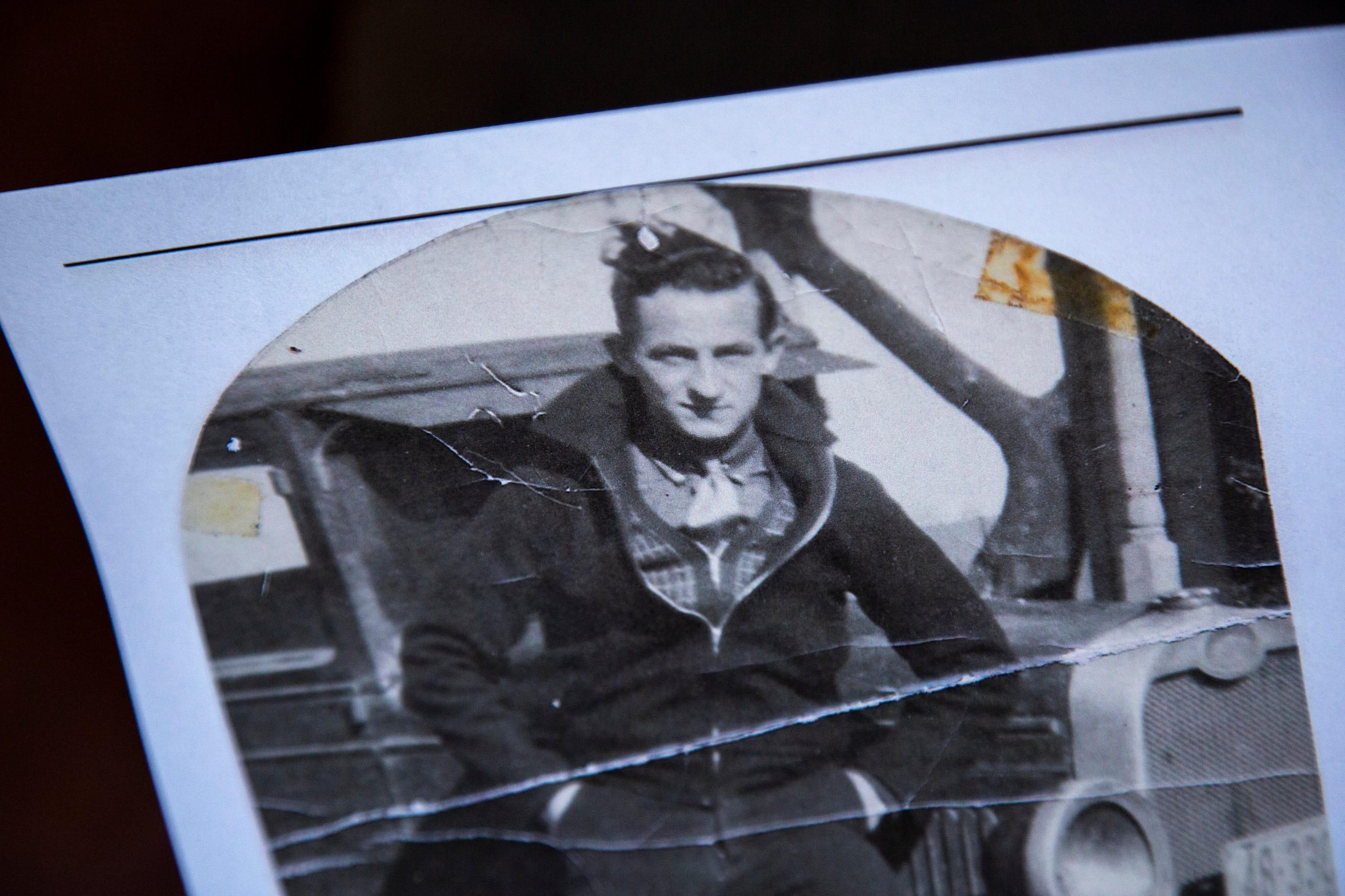 Iowa woman hoping for the return of her uncle return home from WWII