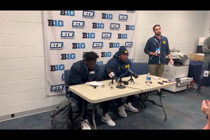 Michigan football's near comeback encouraging & frustrating: 'We just messed up'