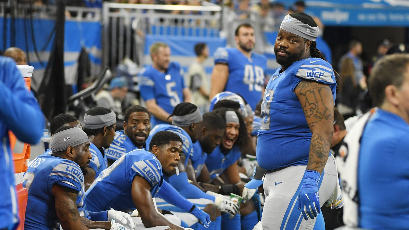 Wojo: From yellow flags to red flags, Lions are plummeting