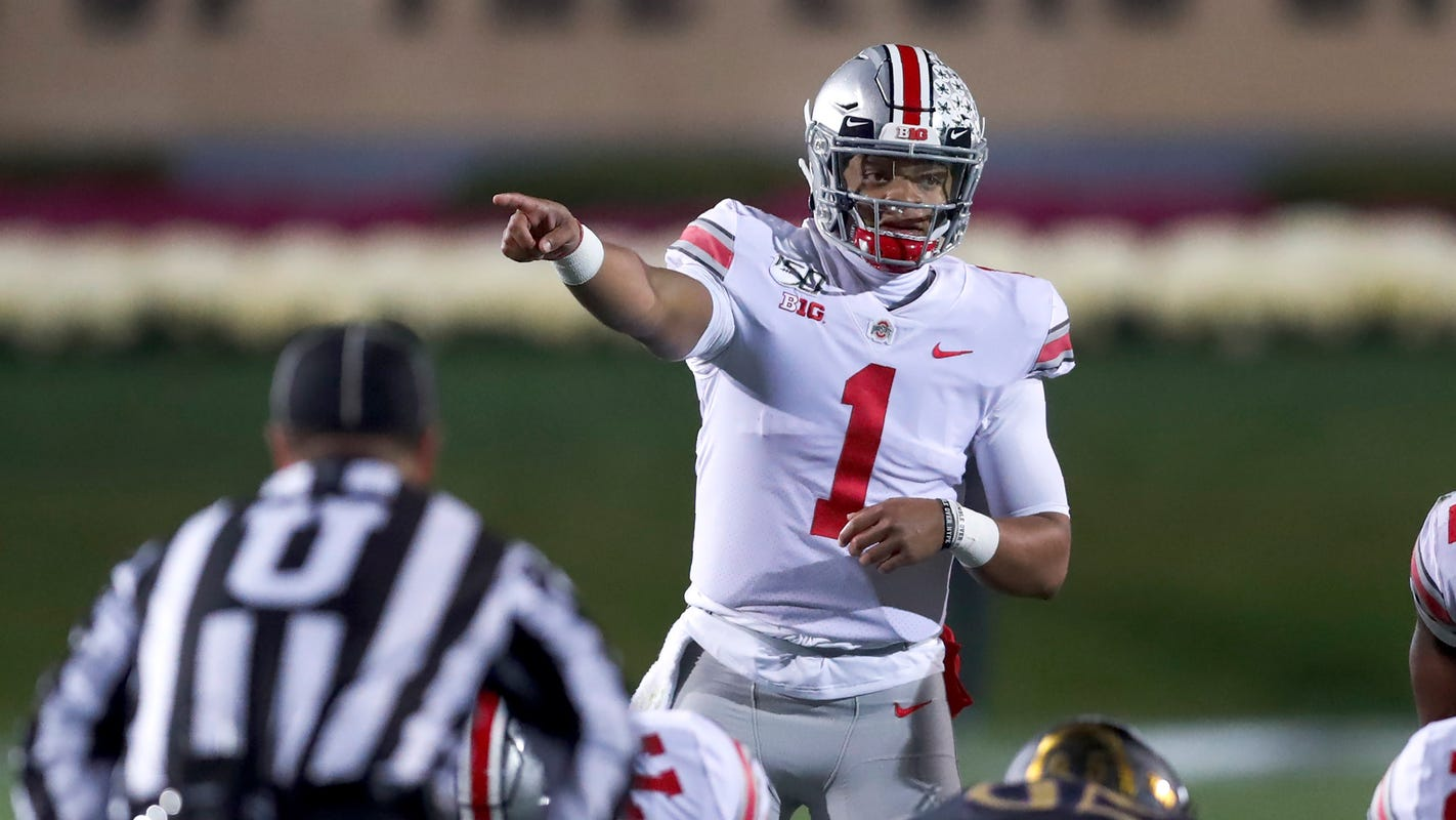 Big Ten at the halfway point: It's Ohio State, and everyone else