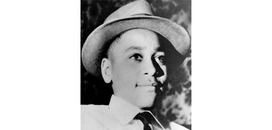 Emmett Till, a 14-year-old black Chicago boy, whose body was found in the Tallahatchie River near the Delta community of Money, Miss., Aug. 31, 1955.