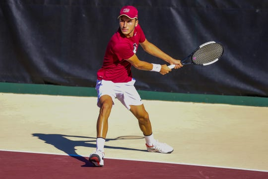 Loris Pourroy hails from Gap, France and has been playing tennis since he was four years old.