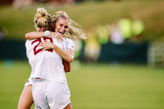 The Seminoles will finish the season with two road matches and one at home.