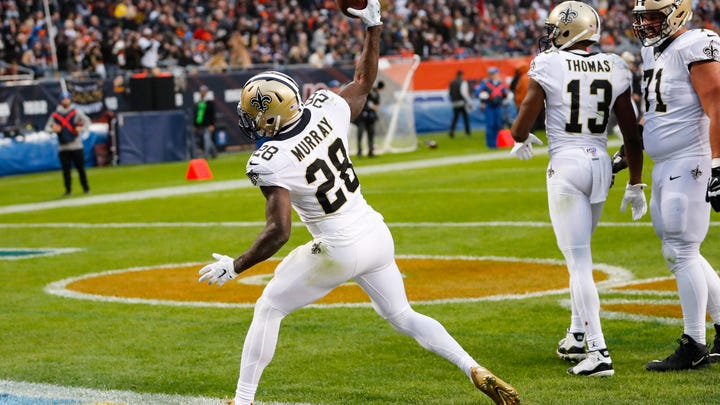 Saints Rapid Reaction: New Orleans dominates Bears behind Latavius Murray for 36-25 win