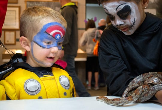 Who says Halloween has to be fright-filled? These family-friendly happenings are low on scares and high on fun.