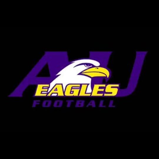 Ashland U football logo